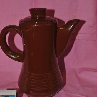 Кувшин кофейный фарфоровый