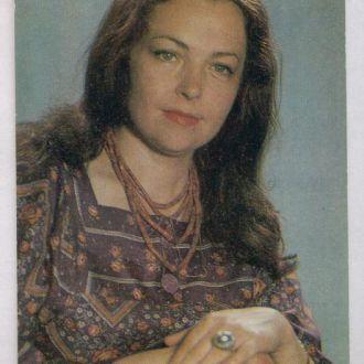 открытка Тамара Совчи