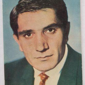 открытка Армен Джигарханян