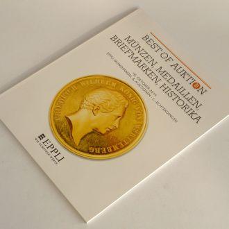 Каталог нумизматического аукциона EPPLI 18.10.2014