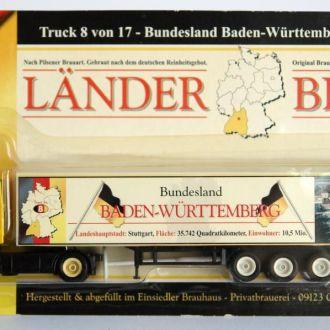 Модель грузовика МАN #8, GRELL Modell 1:87 Germany
