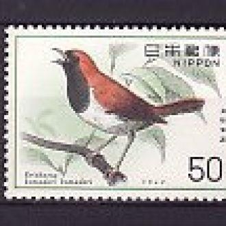 Фауна. Птицы. ЯПОНИЯ