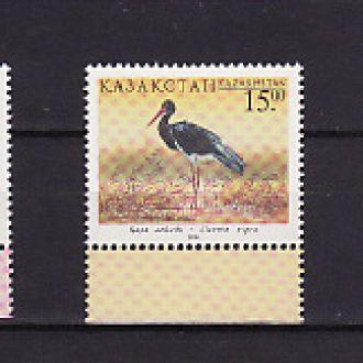 Фауна. Казахстан 1998г