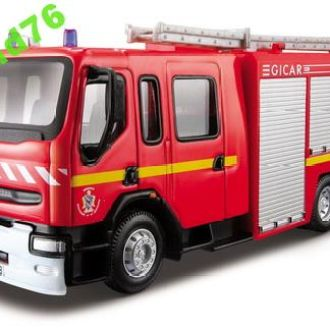 RENAULT Emergency Force. Burago. 1/50