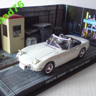 1/43 TOYOTA 2000 GT.