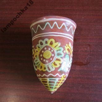 Глиняная майолика