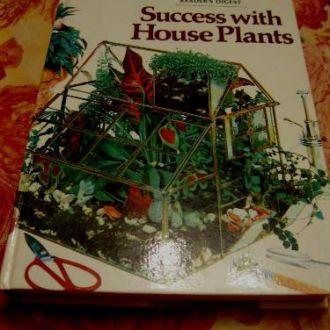 success wich HousePlants DIGEST Книга английский
