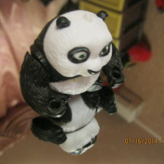 ИГРУШКА ПАНДА МИШКА фигурка статуэтка панда-кунфу