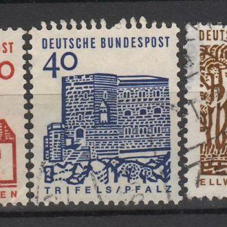 Марки Германии. Стандарты. Архитектура