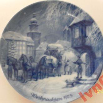 Тарелка  коллекционная Германия