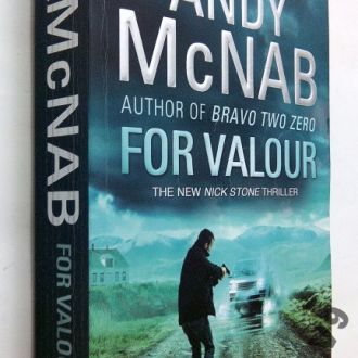 Andy McNab. For Valour. На английском языке.