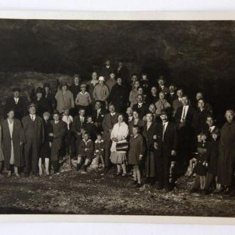 Старое групповое фото 1920-е гг. Германия