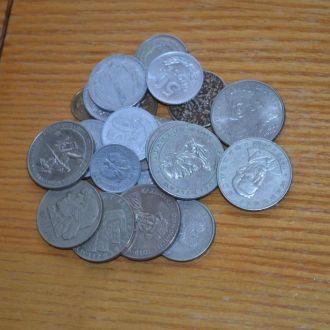 Монеты Польши (Роlska) 25шт