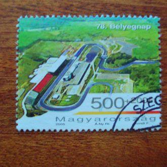 Венгрия.2005г. Формула-1. Полная серия.