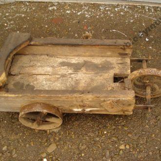 Візок деревяний поч.20 ст.для дитячих розваг