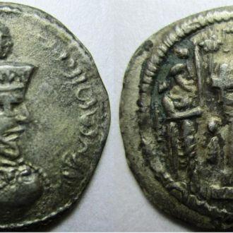 Сасаниды. Царь Царей Шапур III. 383-388 AD
