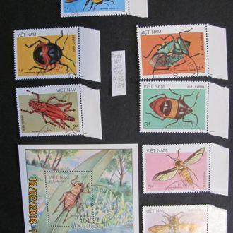 вьетнам насекомые 1987 гаш