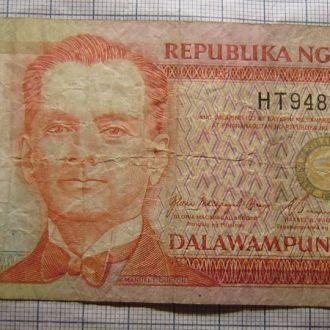 Филиппины 20 песо 2005