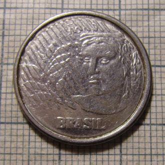 Бразилия 50 сентаво 1995