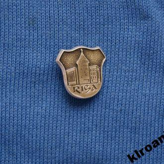 СССР значок город Рига