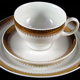 Чашка, блюдце, тарелка KAHLA, фарфор №33-2 Germany