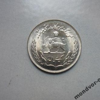 Иран 1 риал 1353=1974 ФАО состояние