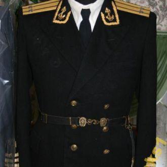 Мундир кап II ранга на 1952 г