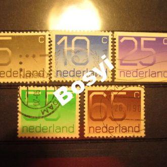 Голландия Цифра  Стандарт