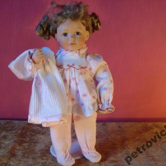 фарфоровая кукла клеймо