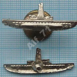 Фрачник ВМФ Подводный флот Командир корабля