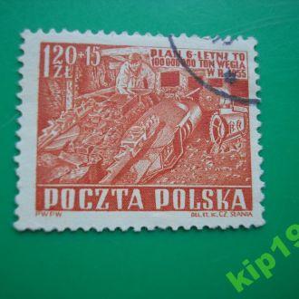 Польша 1951 План  *