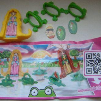 Игра для девочек Киндер Сюрприз