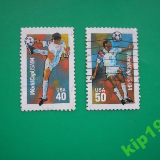 США 1994 Футбол