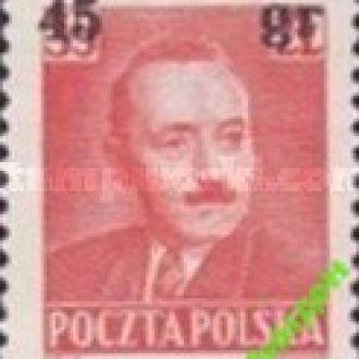 Польша 1951 стандарт 45 ** есть кварт о