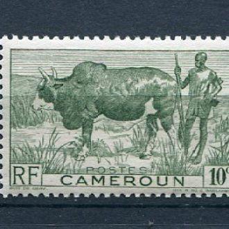 Камерун  Сельское хозяйство