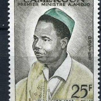 Камерун Премьер Министр