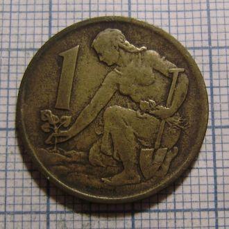 Чехословакия, 1 крона 1971