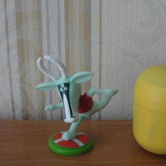 Футбол,Коза,Кактус,Cactus , Kinyama's, 2010год