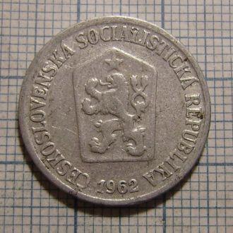 Чехословакия, 10 гелеров 1962