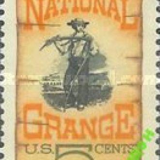 США 1967 ассоциация фермеров с/х ** с