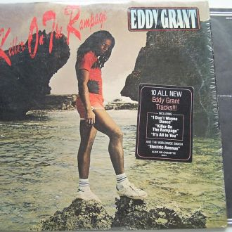 EDDY GRANT  Killer On The Rampage  LP EX-/EX