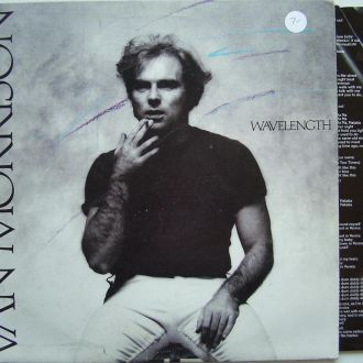 VAN MORRISON  Wavelength  LP  VG/EX