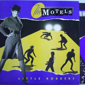 THE MOTELS  Little Robbers  LP  EX+/EX
