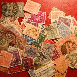 с82..набір марок.. ФІНЛЯНДІЯ..мкс