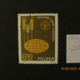 польша 1981 гаш