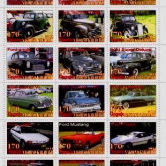 """История автомобилей марки """"Форд"""". 4"""