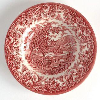 Тарелка суповая The Pastoral №2 руч/роспись Англия