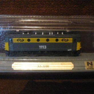 Del Prado Электровоз NS 1100 Стендовая 1:160