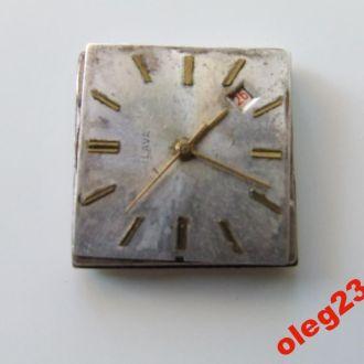 часы-циферблат, механизм