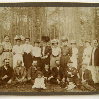 Старое фото конец XIX- начало ХХ вв. Germany